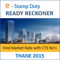 Market Value of properties in Thane City